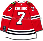 CHRIS CHELIOS CHICAGO BLACKHAWKS HOME AUTHENTIC PRO ADIDAS NHL JERSEY