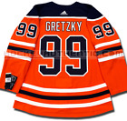 WAYNE GRETZKY EDMONTON OILERS HOME AUTHENTIC PRO ADIDAS NHL JERSEY $189.08 USD on eBay
