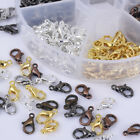 Lobster Claw Clasps parrot clasps Metal Clasp Necklace parts supplies 1 box