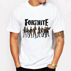 Hot Teenagers Adult Men's Fnite Inspired T shirt Tee Shirt Summer Tops Casual