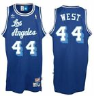 Jerry West Los Angeles Lakers NBA Swingman Adidas Throwback  7996A XL $110 on eBay