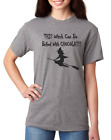 Halloween T-shirt This Witch Can Be Bribed With Chocolate Gildan Orange Gray