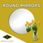 Внешний вид - BETTER CRAFTS Round Glass Mirrors,Choose the Specific size and pack quantity