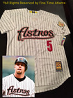 NEW Jeff Bagwell Houston Astros Men's 2000 - 2012 Style Retro Jersey Biggio Era on Ebay