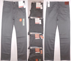 DOCKERS MENS JEAN CUT STRAIGHT FIT SOFT STRETCH PANTS GREY 2