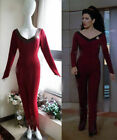 Star Trek The Next Generation Cosplay Deanna Troi Jumpsuit uniform Costume on eBay