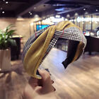 Fashion Knotted Stripe Headband Hairband Hair Hoop Accessories for Women Ladies
