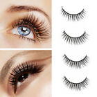 False Eyelashes Natural Thick Eyelash Simulation Reusable Makeup Cosmetic Tools