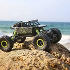 Big Wheel Monster Truck Off Road Vehicle 2.4 GHz All-Weather Toy Gift For Boys