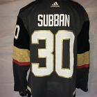 Vegas Golden Knights Malcolm Subban Gray Home Authentic Adidas Jersey