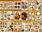 Mamelok Golden Victorian Scraps - Buy Any 2 Pairs of Selected Sheets for £1.50.