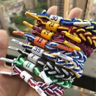 Внешний вид - NBA PLAYERS&TEAMS Braided Wristband Shoestring Bracelet Kyrie Curry Lebron Kobe