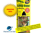 Zoo Med Reptile Lamp Stand Small/Large Free Shipping New Sale