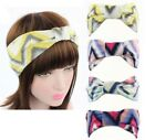 New Ear Cotton Winter Headband for Woman and Girl Hair Fashion Turban Headband