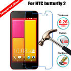 Premium Genuine Clear Tempered Glass Screen Protector Film Cover For HTC Phones