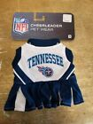 NFL Tennessee Titans Pet Wear Cheerleader outfit $9.99 USD on eBay