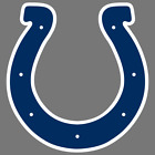 Indianapolis Colts NFL Car Truck Window Decal Sticker Football Laptop Wall $17.99 USD on eBay