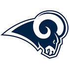 Los Angeles Rams LA NFL Car Truck Window Decal Sticker Football Laptop Yeti Wall $15.49 USD on eBay