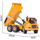 1:50 Alloy Die-cast Timber Grab Car Model Excavator Truck Toy Gift Collector