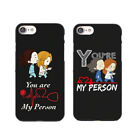FREE SHIPPING Grey's Anatomy You're my person iPhone Hard case