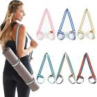 Внешний вид - Portable Yoga Pilates Mat Sling Carrier Shoulder Strap Belt Exercise Sports Gym