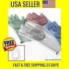 Magic Sak Heat Resistance Silicone Gloves + Cleaning Scrubber Kitchen NEW 2 pcs