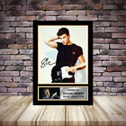 Shawn Mendes - Music Poster Signed Autographed Print 2018 A1 A2 A3 A4 FRAMED