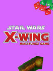 Star Wars X-Wing Miniatures Game Damage Deck, Asteroids, Dice, Playmat, etc $2.5 USD on eBay