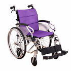 NEW CareCo Evolution 2in1 Self Propelled and Transit Wheelchair.