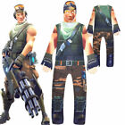 Kids Boys Fortnite Cosplay Costume Fancy Halloween Party Jumpsuit Outfits Dress <br/> #4 Pre sale:Delivery within 5-7 days