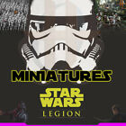 Kyпить Star Wars Legion - Miniatures NO Upgrade Cards на еВаy.соm