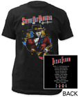 STEVIE RAY VAUGHAN And Double Trouble 1984 Tour T SHIRT S-2XL New Impact Merch image