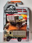 2018 Matchbox Jurassic World Jurassic Park Diecast Metal Car