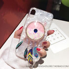 Girls' Luxury Bling Diamond Shell Gel Case Cover for iPhone XS Max XR X 6S 7 8+