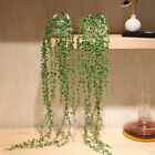 Внешний вид - Succulents Artificial Bracket Vines Hanging Fake Plants Plastic Wall Wedding New