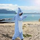 WOTOGOLD Animal Cosplay Costume Unisex Adult Children Shark Pajamas Sleepwear