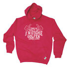 Golf Golfing Hoodie Hoody Funny Novelty hooded Top - This Is Awesome Golfer
