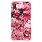 Soft Rubber Silicone TPU Case Cover For Huawei Mate 20/Y9 2019/P20 Lite/P10 Lite