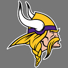 Minnesota Vikings NFL Car Truck Window Decal Sticker Football Laptop Bumper
