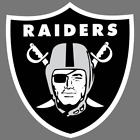 Oakland Raiders NFL Car Truck Window Decal Sticker Football Laptop Yeti Bumper