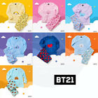 BTS BT21 Official Authentic Goods Winter Pajamas Set by Hunt + Track Number