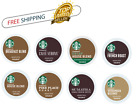 Keurig Starbucks Brand Coffee YOU PICK THE FLAVOR & SIZE