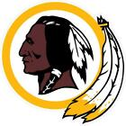 WASHINGTON REDSKINS Decal ~ Car Window Cornhole Wall Vinyl Sticker - Customize on eBay
