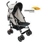 Lightweight Compact Baby Stroller Pram Travel  Easy Fold Adjustable Rain Cover