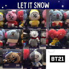 BTS BT21 Official Authentic Goods Plush Doll Winter Collection Ver Christmas