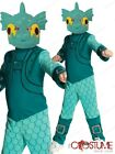 Skylanders Spyro's Gill Grunt Boys Fancy Dress Costume New Dress Halloween