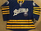 New Reebok Mens NHL Buffalo Sabres 26 Vanek hockey Jersey Brand New with tags