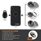 Z-prime Mark II: Magnetic Lenses Kit w/ Carbon Fiber Pattern M Series Phone Case