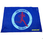 Gym Sweat Microfiber Sports Towel Jogging Funny - Run To Burn Off The Crazy