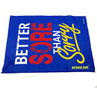 Gym Sweat Microfiber Sports Towel Jogging Funny - Better Sore Than Sorry